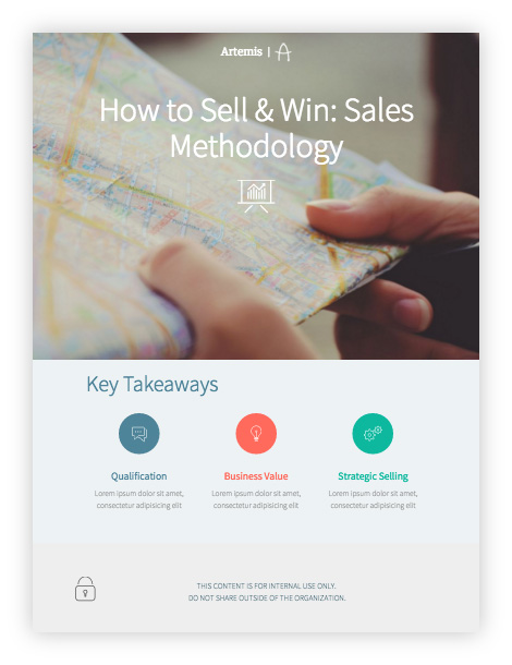 Sales Playbook Template: Quickly Create Your Playbook! | Inkling